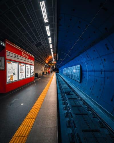 Rathaus metro Cologne Geoffrey Lje