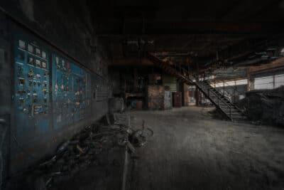 Blue tower urbex exploration urbaine abandonné Geoffrey Lje let's just explore