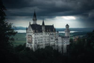 Château de Neuschwanstein bavière Allemagne Geoffrey Lje